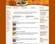 Siciliainricetta, ricette siciliane tradizionali