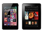 Nexus 7 o Kindle Fire HD questo è il dilemma