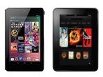 Nexus 7 o Kindle Fire HD questo è il dilemma