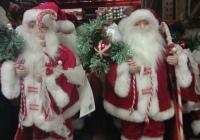 la nascita di Babbo Natale